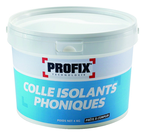 Colle isolant phonique 1 kg profix colle 1 kg brico d p t - Isolant multicouche brico depot ...
