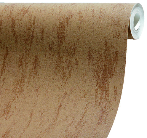papier peint vinyl expans saumon le rouleau brico d p t. Black Bedroom Furniture Sets. Home Design Ideas