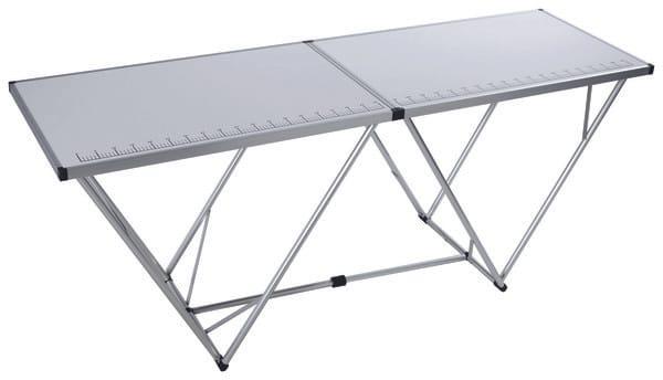 Brico depot table pliante – Table de lit a roulettes