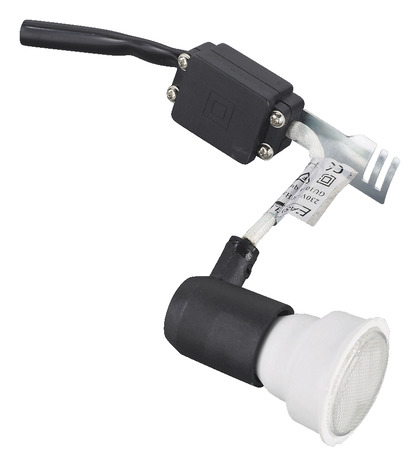 kit ampoule fluorescente ipx ip65 8 w brico d p t. Black Bedroom Furniture Sets. Home Design Ideas