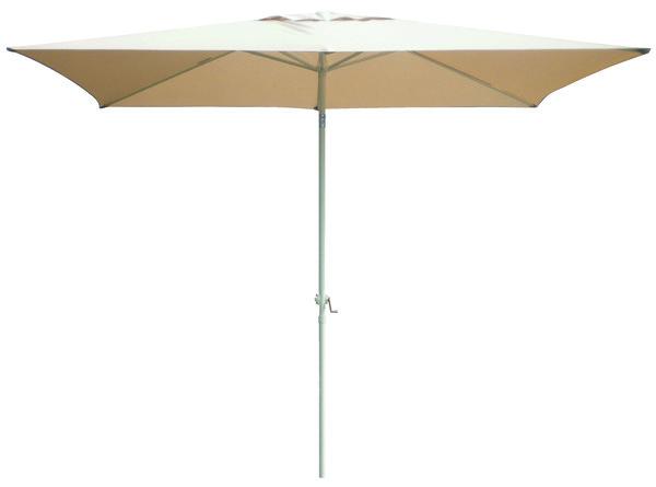 parasol rectangulaire brico