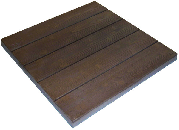 dalle b ton imitation bois brico d p t. Black Bedroom Furniture Sets. Home Design Ideas