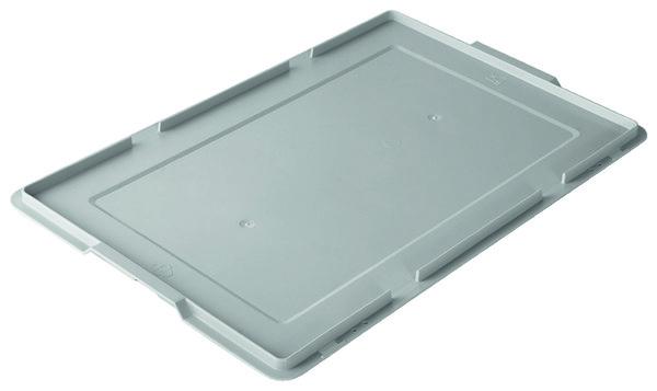 couvercle herm tique pour caisse palette 600x400mm brico d p t. Black Bedroom Furniture Sets. Home Design Ideas
