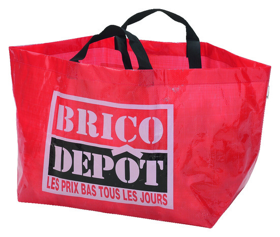 Grand Sac De Caisse Brico Depot