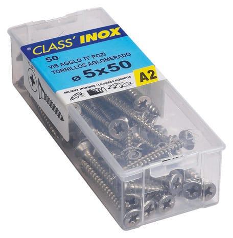 Vis Agglo Inox 4 X 30 Boite De 100 Brico Depot