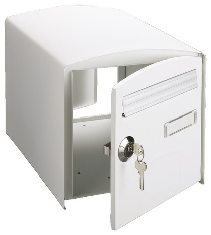 bo te aux lettres d me simple face brico d p t. Black Bedroom Furniture Sets. Home Design Ideas