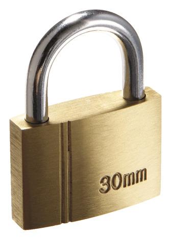 cadenas en laiton anse acier 50 mm brico d p t. Black Bedroom Furniture Sets. Home Design Ideas