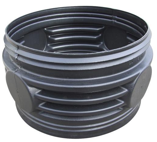 Rehausse cylindrique universelle visser en pvc 32 cm h - Rehausse fosse septique ...