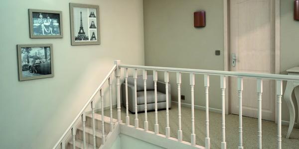 poteau rectangle en bois de h tre 70x57x1020 mm brico d p t. Black Bedroom Furniture Sets. Home Design Ideas