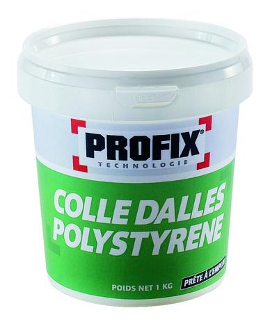 colle pour dalle polystyr ne en pot de 1 kg brico d p t. Black Bedroom Furniture Sets. Home Design Ideas
