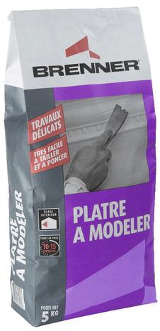 pl tre modeler en poudre sac de 5 kg brico d p t. Black Bedroom Furniture Sets. Home Design Ideas