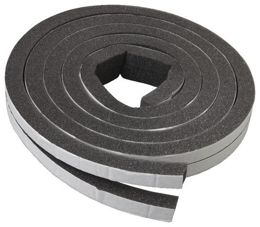 joint mousse adh sif pour porte de garage l 6 5 m x l 17 mm brico d p t. Black Bedroom Furniture Sets. Home Design Ideas