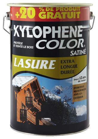 Lasure Extra Longue Duree 5 L 20 Gratuit Brico Depot
