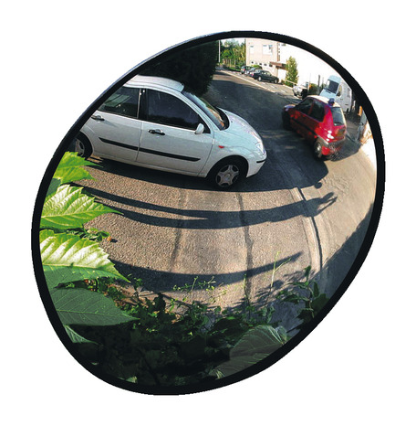 Miroir convexe brico d p t for Miroir convexe