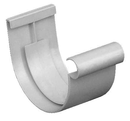 jonction en pvc gris dév. 16 mm - brico dépôt