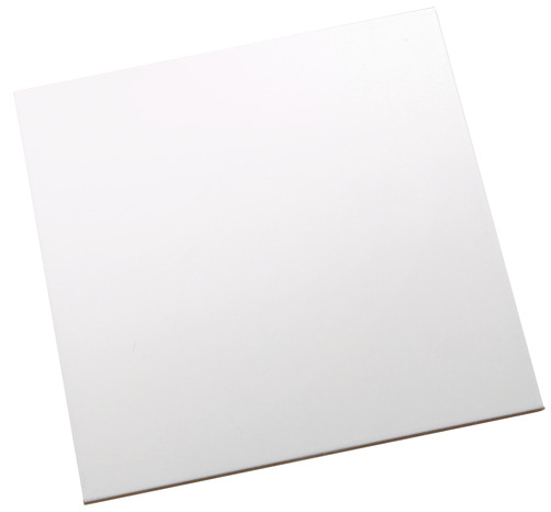 Carrelage en gr s maill blanc mat 33x33 cm brico d p t for Carrelage blanc mat