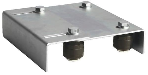 Plaque De Guidage Reglable En Zinc Blanc Brico Depot