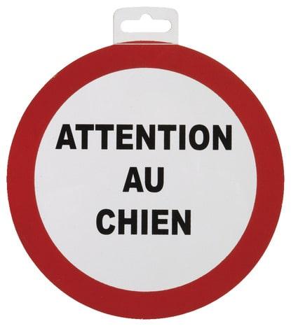Panneau Attention Au Chien : panneau attention au chien brico d p t ~ Farleysfitness.com Idées de Décoration
