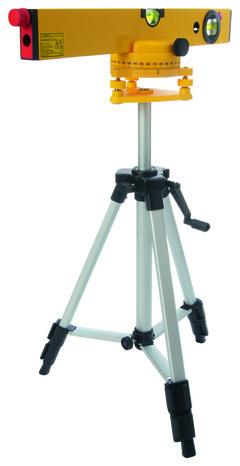 coffret niveau laser base alu 400 mm brico d p t. Black Bedroom Furniture Sets. Home Design Ideas