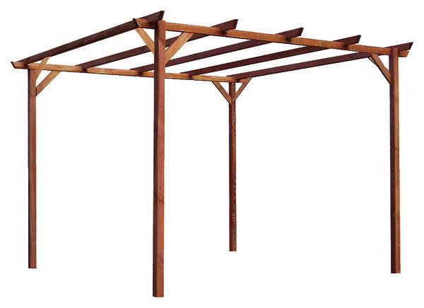 carport bois le carport brico d p t. Black Bedroom Furniture Sets. Home Design Ideas