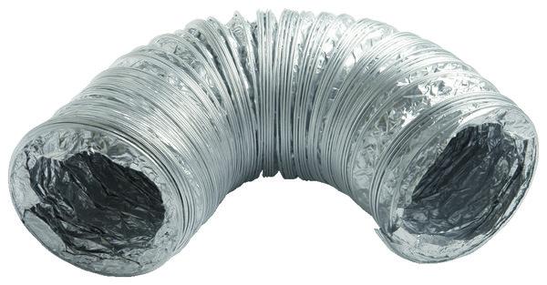 gaine alu souple extensible diam 82 mm 2 40 m brico d p t. Black Bedroom Furniture Sets. Home Design Ideas