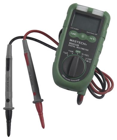 Multimetre Detecteur De Tension 600v Cat Iii Brico Depot