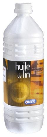 Huile de lin entretien protection bois carrelages tomettes 1 l brico d p t - Huile de lin tomettes ...