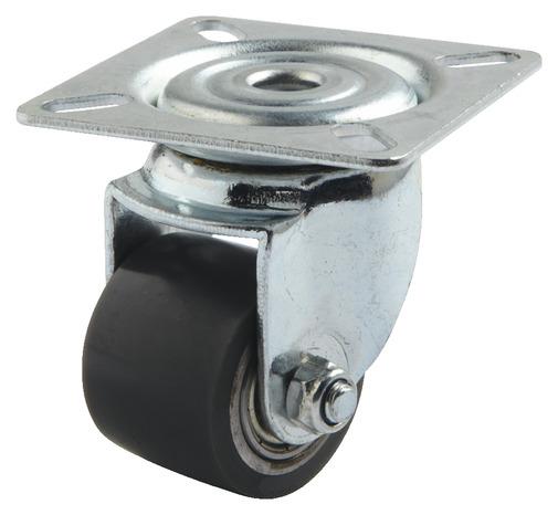 roulette pivotante 100 kg brico d p t. Black Bedroom Furniture Sets. Home Design Ideas