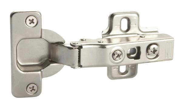 Charni re invisible amortisseurs pour porte for Porte 0 recouvrement