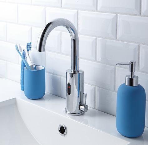 mitigeur lavabo infrarouge brico d p t. Black Bedroom Furniture Sets. Home Design Ideas