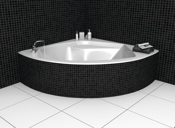 habillage baignoire d angle. Black Bedroom Furniture Sets. Home Design Ideas
