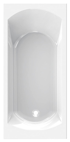 baignoire antibes 170 x 80 cm brico d p t. Black Bedroom Furniture Sets. Home Design Ideas