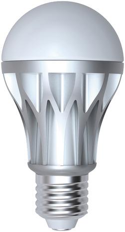 ampoule standard e27 led 353 lumens 4 8 w brico d p t. Black Bedroom Furniture Sets. Home Design Ideas