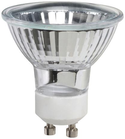 lot 3 ampoules r flecteur gu10 co halog nes 210 lumens 35 w brico d p t. Black Bedroom Furniture Sets. Home Design Ideas