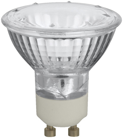 ampoule r flecteur gu10 halog ne 20 w brico d p t. Black Bedroom Furniture Sets. Home Design Ideas