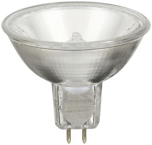 ampoule r flecteur gu5 3 co halog ne 205 lm 20 w brico d p t. Black Bedroom Furniture Sets. Home Design Ideas