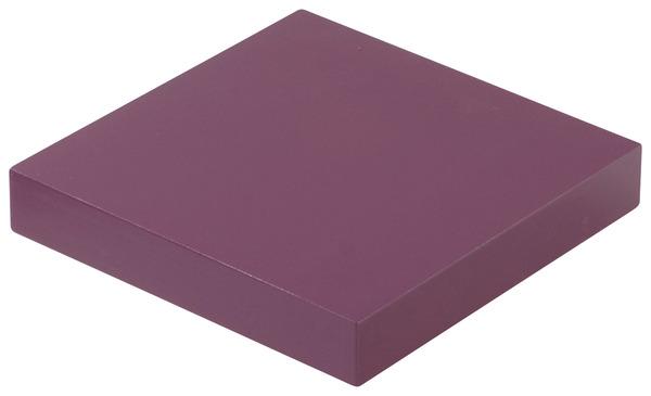 beautiful tablette coloris violine p mm x cm with tablette radiateur marbre. Black Bedroom Furniture Sets. Home Design Ideas