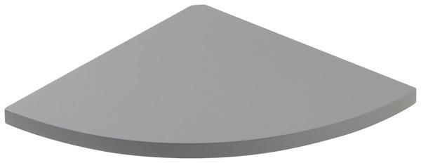 tablette d 39 angle p 18 mm l 30 x p 30 cm brico d p t. Black Bedroom Furniture Sets. Home Design Ideas