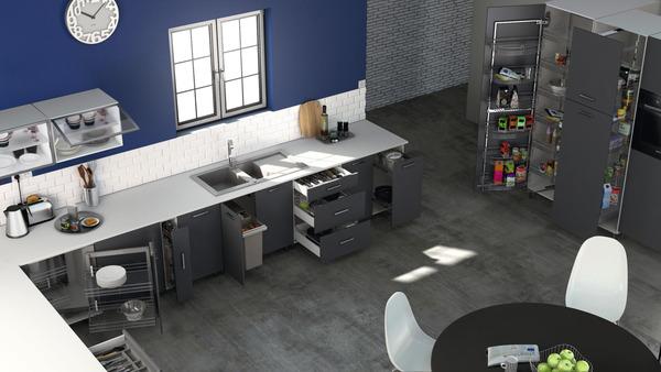 lilot central lumia de castorama. Black Bedroom Furniture Sets. Home Design Ideas