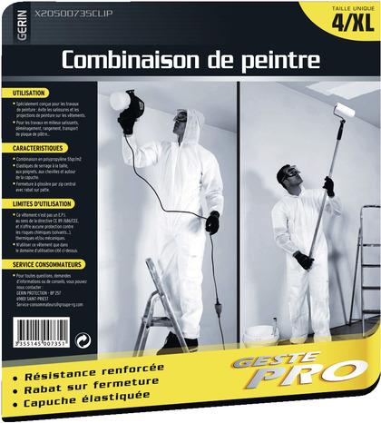 Combinaison Peintre Bi Couche Brico Depot
