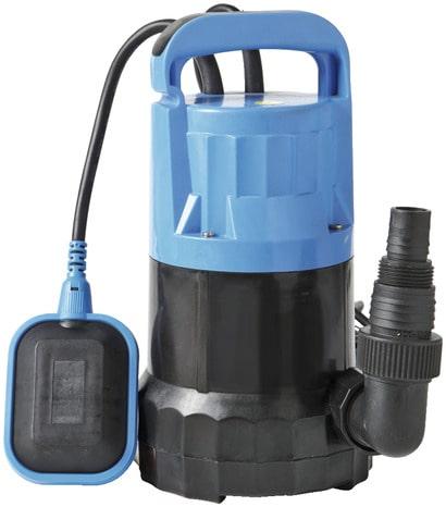 pompe vide cave 250 w d bit 8000 l h pour eaux claires brico d p t. Black Bedroom Furniture Sets. Home Design Ideas