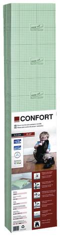 sous couche confort polystyr ne brico d p t. Black Bedroom Furniture Sets. Home Design Ideas