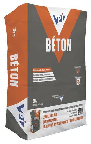 Béton Courant 35 Kg Brico Dépôt