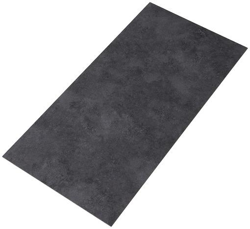 pvc adhÉsive dÉcor gris mÉtallique, 61 x 30,6 cm - brico dépôt