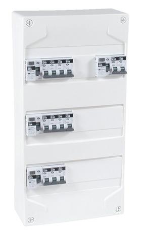 tableau pr quip 3 rang es 39 modules brico d p t. Black Bedroom Furniture Sets. Home Design Ideas