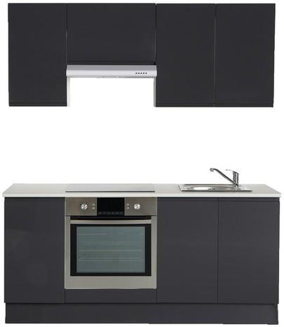 bloc cuisine brico dikke houten balken. Black Bedroom Furniture Sets. Home Design Ideas