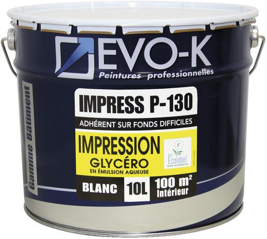 Sous couche fixante universelle glyc ro impres p 130 10 l - Sous couche peinture brico depot ...