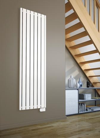 radiateur lectrique vertical fluide caloporteur giulia. Black Bedroom Furniture Sets. Home Design Ideas