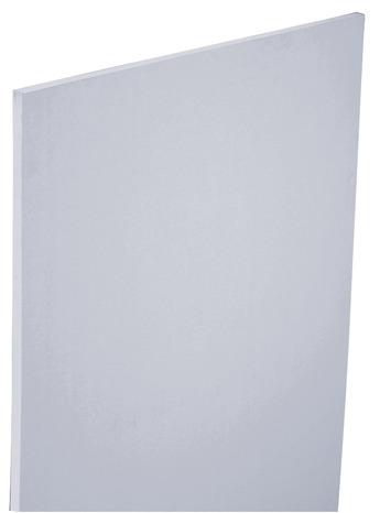 plaque de pl tre acoustique nf h 2 50 x l 1 20 m x p 12 5 mm brico d p t. Black Bedroom Furniture Sets. Home Design Ideas