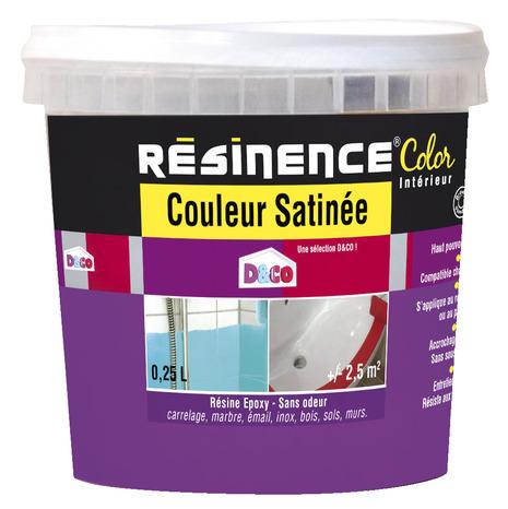 Resinence color brico depot